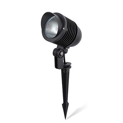 5W / 10W / 20W / 30W LED paysage décoratif extérieur lumière plantation lampe de projection au sol pour arbre de chemin de jardin mur mur étanche IP65 (Color : Green light-20W)