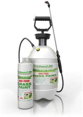 LawnLift Grass OFFer Paint Kit Includes Sprayer Professional Gallon Popular brand 2