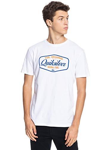 Quiksilver - Cut To Now Camiseta para Adulto