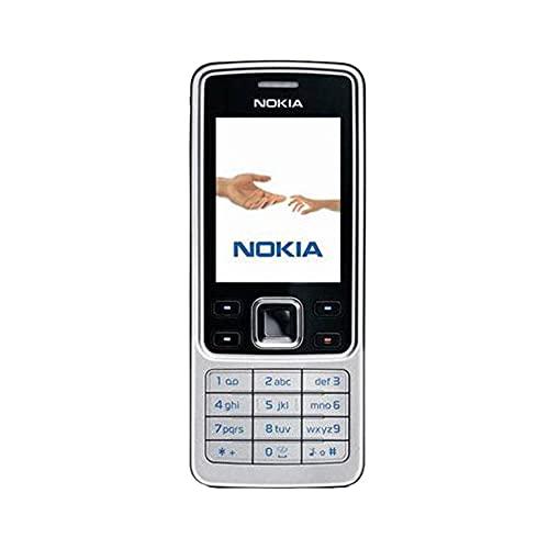 Kuyoly Para Nokia 6300 Straight Old Man Botón Metal Mobile Unicom Estudiantes Ancianos Reemplazo Teléfono Móvil