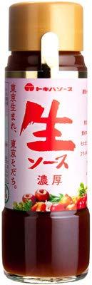 トキハ 生ソース 濃厚 200ml(旧 正直村の生そうす とんかつ)