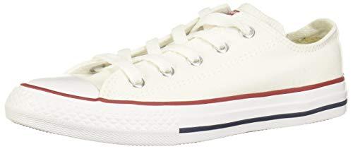 Converse Chuck Taylor All Star Classic Zapatillas para niños/jóvenes en blanco óptico