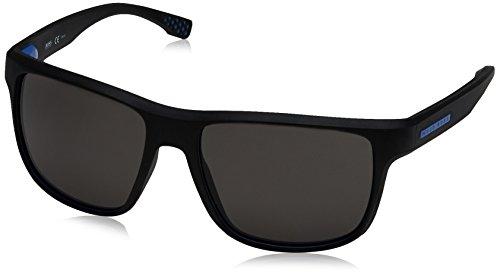 Hugo Boss 0799/S 6c gafas de sol, Negro (Soft Black/Grey Pz Oleopho), 57 Unisex-Adulto