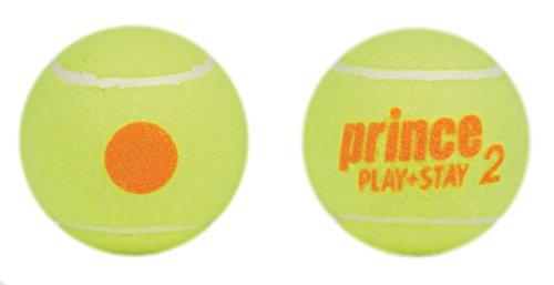 Prince Play & Stay - Pelotas de Tenis (3 Unidades), Infa