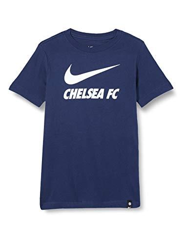 Nike CFC B Nk Tee Tr Ground T Shirt Midnight Navy Small