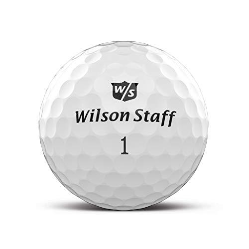 Wilson Staff Duo Professional Golfball - Individuell Bedruckt mit Ihrem Text Bild oder Logo (6 STK)