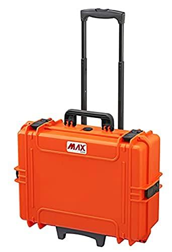 MAX MAX505TR.001.CAM Valise étanche Orange