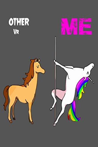 Other Vr: Notebook Gift Idea Lined pages, 6.9 inches,120 pages, White paper Journal