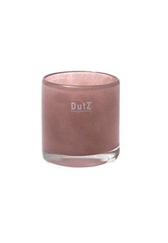 Dutz Collection Windlicht Votive H7 / D7 cm, Farbe:aubergine