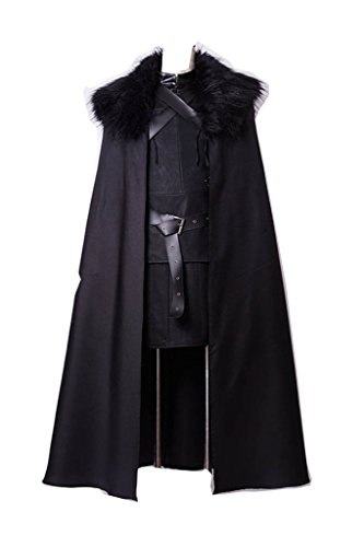Fuman Game of Thrones Cosplay Disfraz Full Set Hombre y Mujer