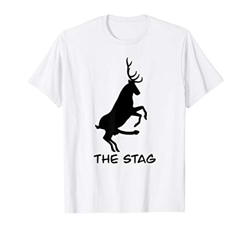 Mens Stag do T-Shirt