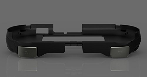 Hand Grip Handle Joypad Stand Case with L2 R2 Trigger Button For PSV 2000 PSV2000 PS VITA 2000 Slim Game Console