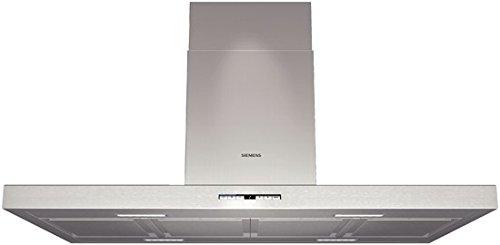 Siemens LF21BB550 Inselhaube / Breite: 120 cm  / Edelstahl / LED-Licht / softLight