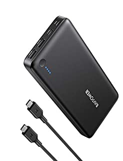 Portable Charger RAVPower 26800mAh 30W PD USB C Power Bank High-Capacity Power Delivery External Battery Pack with Fast Recharged for MacBook Air iPad iPhone 12 11 Pro Max SE S10 Nintendo Switch (B01LRQDAEI) | Amazon price tracker / tracking, Amazon price history charts, Amazon price watches, Amazon price drop alerts