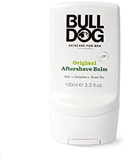 MEET THE BULL DOG Original After Shave Balm, 3.3 Fluid Ounce