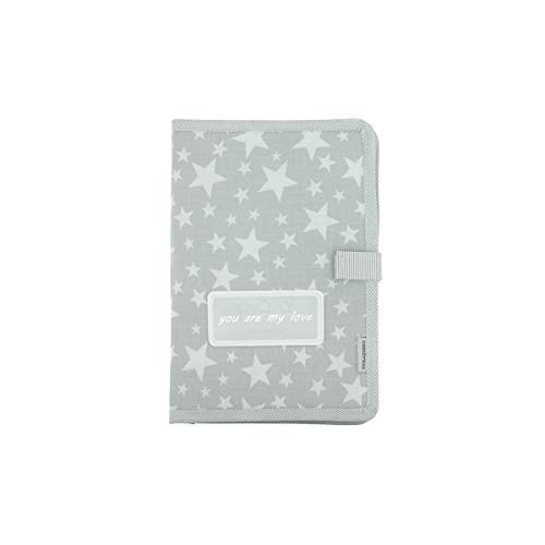 Cambrass Star - Portadocumentos, color gris