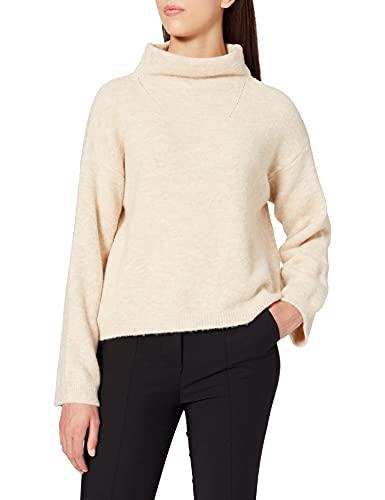 Sisley Turtle Neck Sweater 109em2224 Felpa, 62F, XS Donna