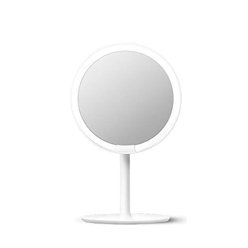 Lpf 0~60 ° -draaiing make-up spiegel milieuvriendelijk materiaal make-up spiegel HD spiegel gemakkelijk badkamerspiegel 201 x 320 mm te reinigen