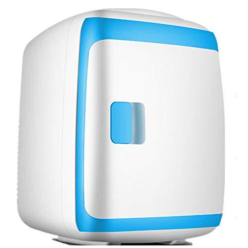 Refrigerador de Coches 13L, congelador de Alta Capacidad portátil 12V refrigerador eléctrico y más cálido 2 en 1 Doble Uso para Viajes de Paisaje de Viajes de Viajes al Aire Libre,Azul