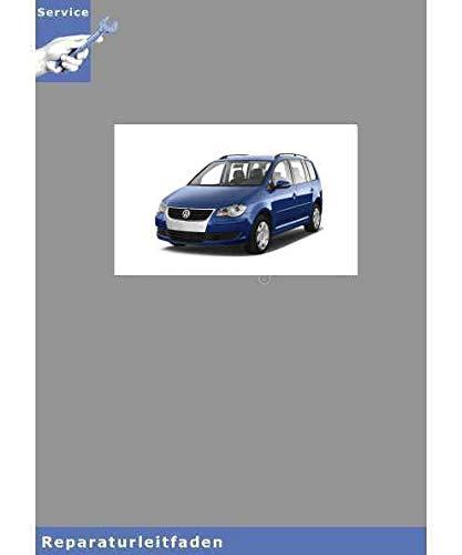 VW Touran, Typ 1T (03-10) 4-Zyl. Benziner 1,4 l-Motor Turbolader und Kompressor
