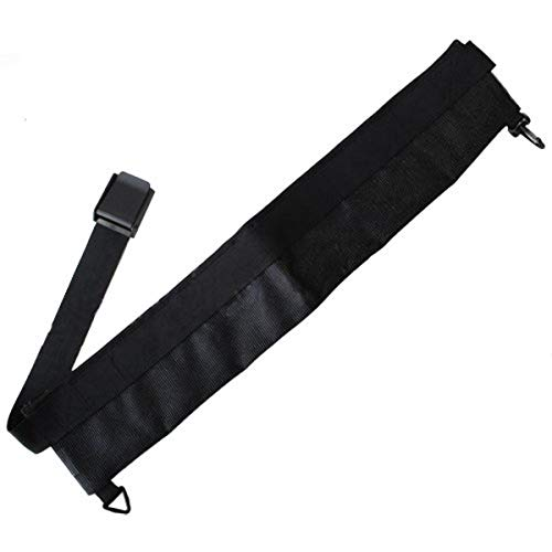 Scuba Choice BCD Weight Belt with 6 Pockets with Buckle and 52' Webbing