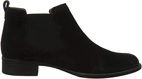Gabor Shoes Damen Fashion Stiefeletten, Schwarz (Schwarz 17), 41 EU