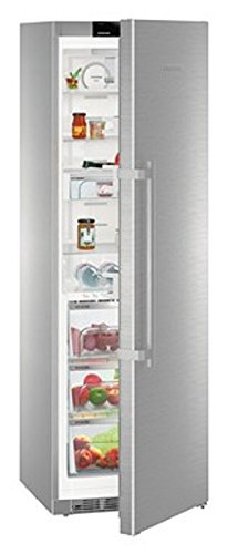 Liebherr KBes 4350Premium Biofresh autonome 367L A + + + Edelstahl Kühlschrank–Kühlschränke (367L, sn-t, 37dB, A + + +, Edelstahl)