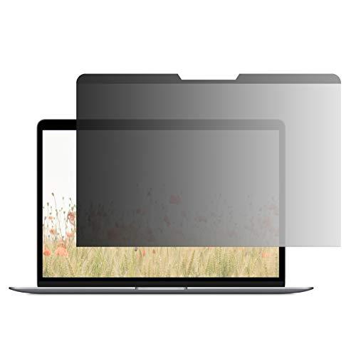 Amazon Basics Filtre écran de confidentialité Fin Magnétique pour MacBook Air 13 pouces (2018, 2020)