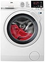 AEG L7WBG841 Independiente Carga frontal A Blanco lavadora - Lavadora-secadora (Carga frontal, Independiente, Blanco, Izquierda, Botones, Giratorio, LED)