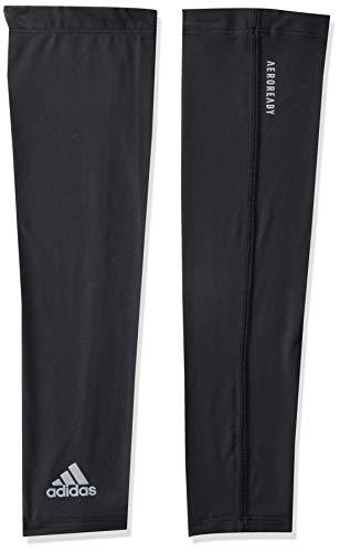 adidas Golf Golf Men's Uv Arm Sleeve, Black, Small/Medium