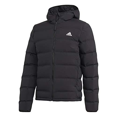 adidas Herren Helionic S H J Daunenjacke, Black, L