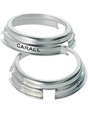CARALL AL0099 Conversor Adaptador de Casquillo H4 HS1 a H5 R2 G40 portalámparas Kit Xenon y Full LED