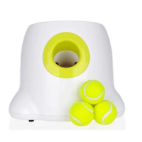 3°Amy Schnüffelteppich für Hunde Katapult for Hunde Ball Launcher Hundespielzeug Tennis Ball Launcher Jumping Toys Tennis Ball Maschine Automatische Wurf #a