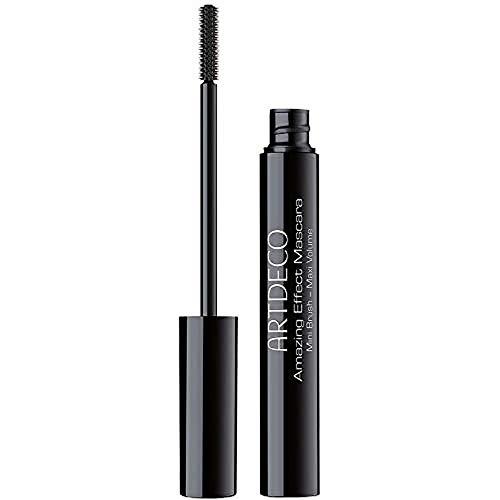 ARTDECO Amazing Effect Mascara – Schwarze Wimperntusche mit kleiner Bürste – Für volle Wimpern ohne zu Verkleben – 1 x 6 ml