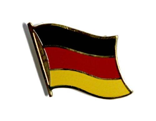 Kleine Anstecknadel - Deutschland Fahne