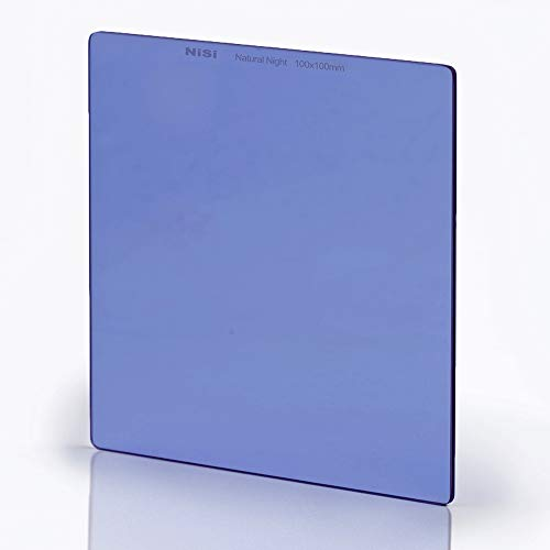 NiSi 100X100mm Natural Night Filter for Night Scenes and Astrophotography