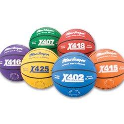 MacGregor Rubber Indoor/Outdoor Basketball (