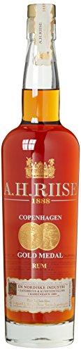 A.H. Riise 1888 Copenhagen Gold Medal Rum (1 x 0.7 l) - 2