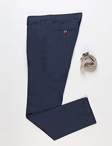 El Ganso Colección Casual Denim, Pantalón Chino con Estructura, para Hombre, Talla 44, Azul Marino