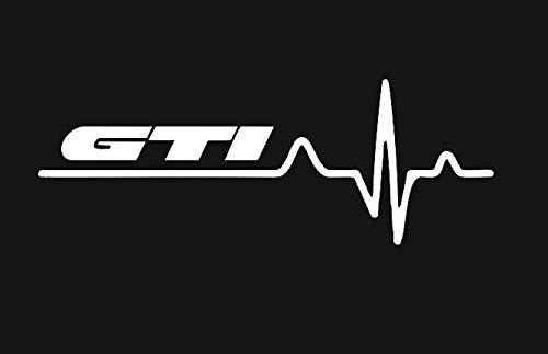 speedwerk-motorwear GTI Herzschlag - Sticker für VW