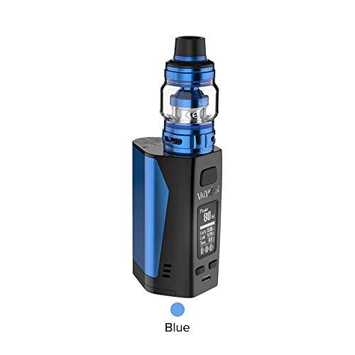 Uwell Valyrian 2 Kit, 300W E Zigarette Starter Kit mit Sub Ohm Tank 6ml Kein Nikotin und Tabak (Blau)