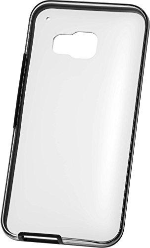 HTC Clear Case Schutzhülle für HTC One M9 onyx