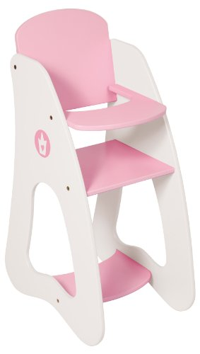 Bayer Design 5010100 - Puppenhochstuhl Princess World