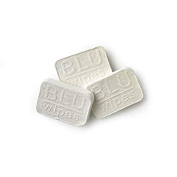 Mercer Culinary BLU Medium-Duty Compressed Foodservice Towel-100/Pack 9  x 12  100 Pack