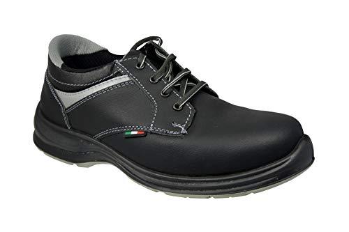 Giasco KU061D-41 York S3 - Scarpe antinfortunistiche, numero 41, colore: Nero