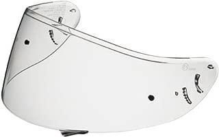 SHOEI X12/RF1100/QWEST CW-1 FACE SHIELD/VISOR CLEAR W/PINLOCK PINS