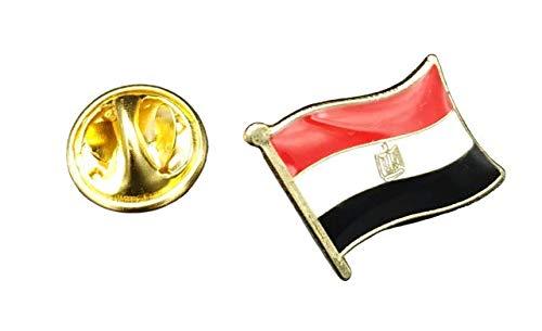 Speld vlag Mastil Egypte 16 x 15 mm