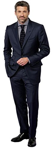 Celebrity Cutouts Patrick Dempsey Pappaufsteller Mini