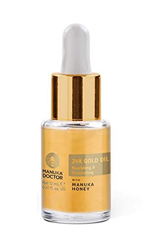 Manuka Doctor 24K Gold oil Olio per il viso...
