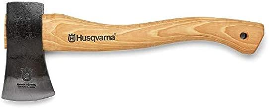 Husqvarna 13 in. Wooden Handle Hatchet